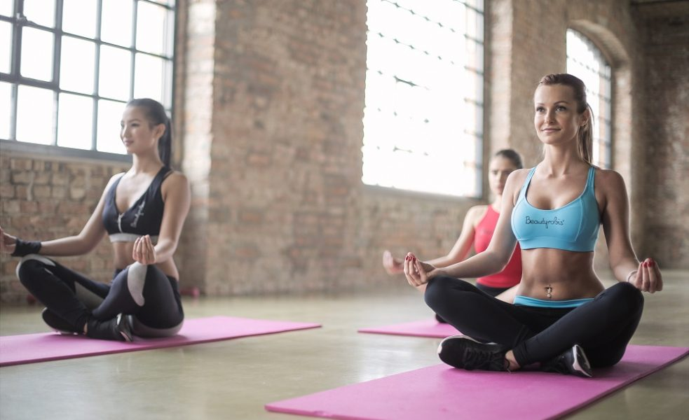 The Health Effects of Practicing Yoga