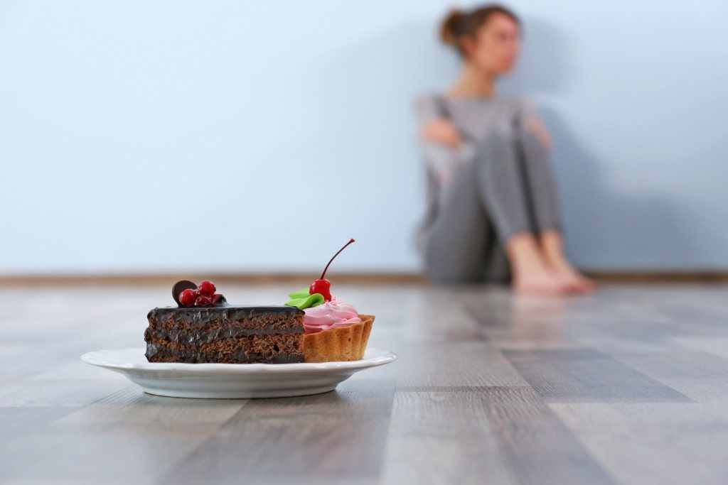 Eating Disorders affecting health