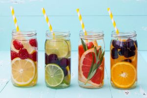 Benefits of Flavored Water