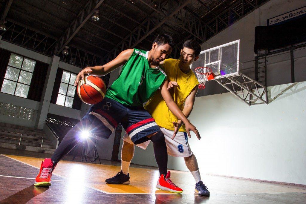 basketball training facility