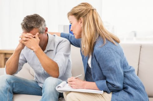 Depression counseling