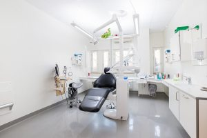dentist's office