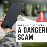 sarah's discovery cover image