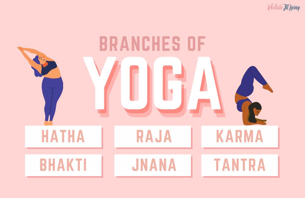 Yoga branches