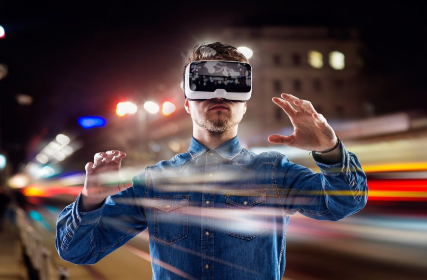 Why not try a new virtual reality experience?
